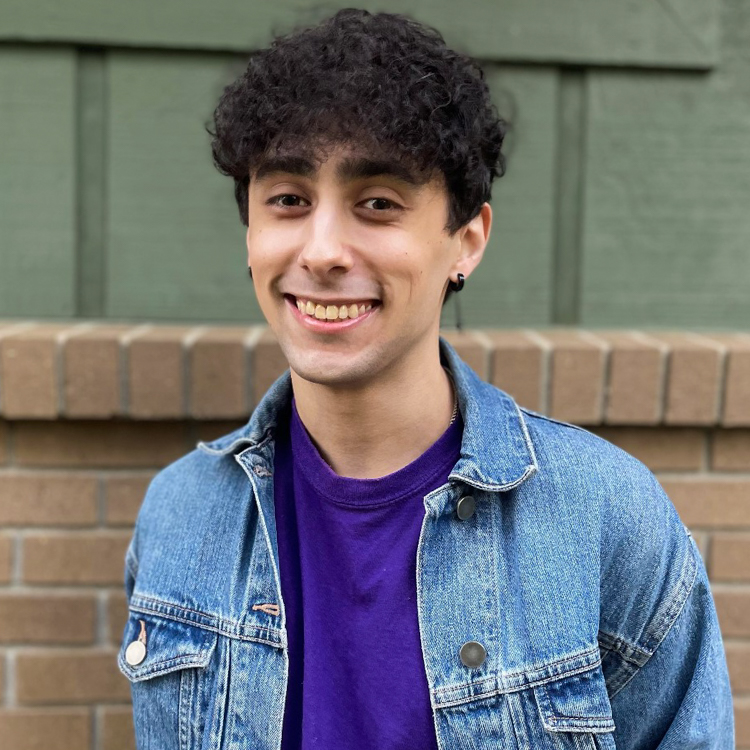 Alec Jimenez-Honors in the Major Student Spotlight for Outstanding Thesis Project Spring 2021