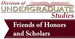 Friends of Honors and Scholars
